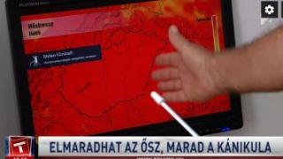 Meteo Klinika - Nem ért véget a hőhullám!