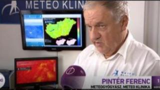 Meteo Klinika - Az első fagyok sem kímélik a szervezetet